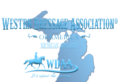 Western Dressage Association® Michigan Affiliate